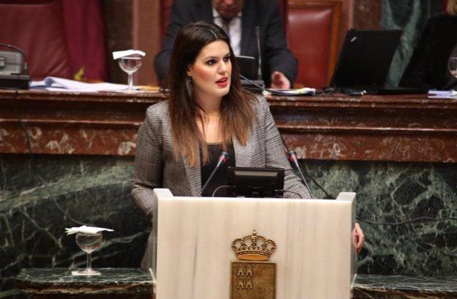 Miriam Guardiola, promotora de la iniciativa