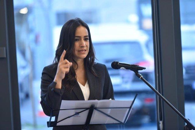 Imagen de recurso de la vicealcaldesa de Madrid, Begoña Villacís.