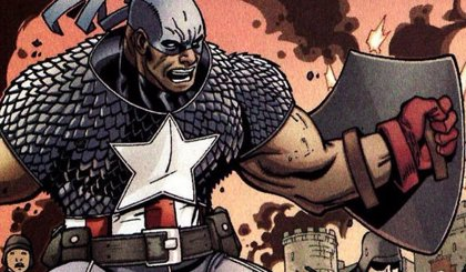 Marvel presentará al otro Capitán América negro en The Falcon and The Winter Soldier