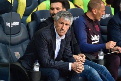 """Setién: """"Messi lleva 14 ó 15 años haciendo esto"""""""