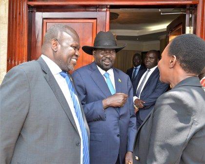 Kiir designa a su ministro del Gobierno como jefe provisional del Ejecutivo de Sudán del Sur