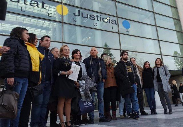 Asociación de Víctimas del Metro 3 de Julio tras conocer la sentencia