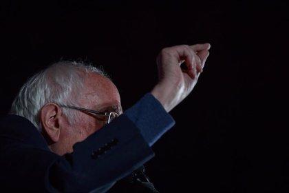 Sanders lidera las primarias demócratas en Nevada al comienzo de los resultados preliminares