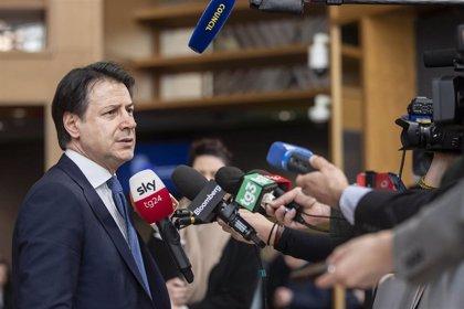 Conte aprueba un decreto de contención de epidemias en Italia tras constatar 76 casos de coronavirus
