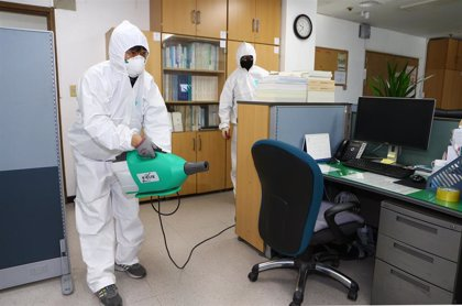 Ascienden a 556 los casos confirmados de coronavirus en Corea del Sur