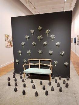 El IACC acoge la I Muestra Internacional de Arte Contemporáneo realizado por Mujeres.