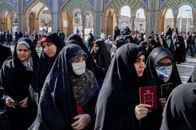 Coronavirus.- Aumentan a ocho los muertos en Irán por coronavirus mientras Kuwai