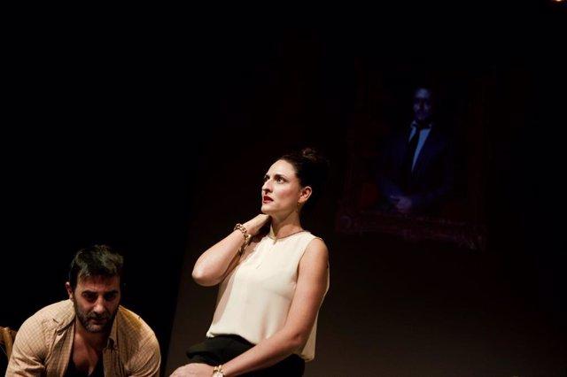 Escena de 'La herencia', de David Barreiro.