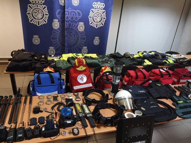 Objetos robados en centros educativos de Castelló