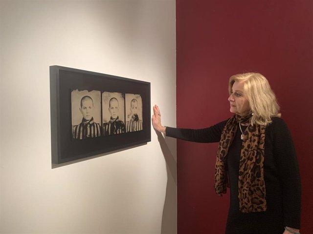 Heather Dune, autora de 'Las 999 mujeres de Auschwitz'