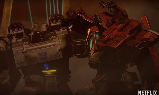 Primer tráiler de los nuevo de Transformers