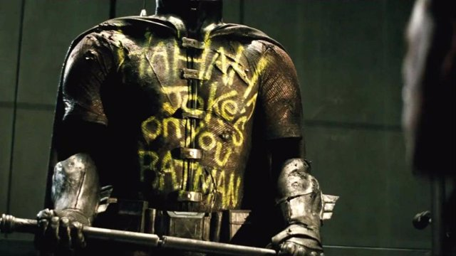Traje de Robin en Batman v Superman