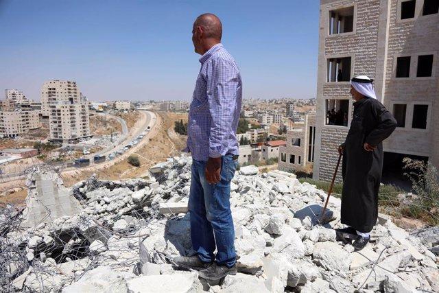Assentaments a Jerusalem Est