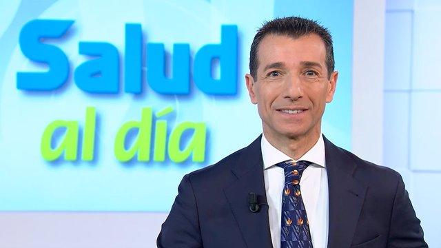 El periodista de Canal Sur TV Roberto Sánchez Benítez