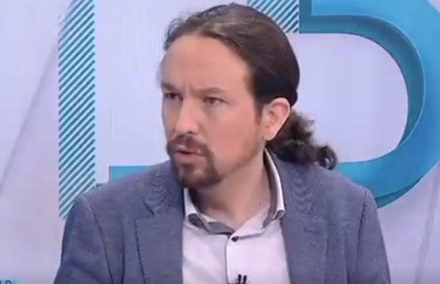 Entrevista al vicepresidente segundo del Gobierno, Pablo Iglesias