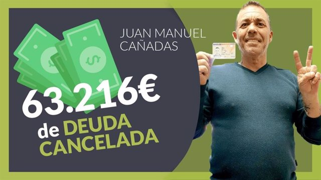Juan Manuel cliente de Repara tu deuda abogados
