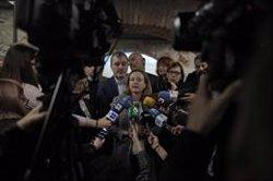 CALVINO: LO CORRECTO ES QUE LOS MIEMBROS DE LA MESA DE DIALOGO SEAN DE LOS GOBIERNOS RESPECTIVOS