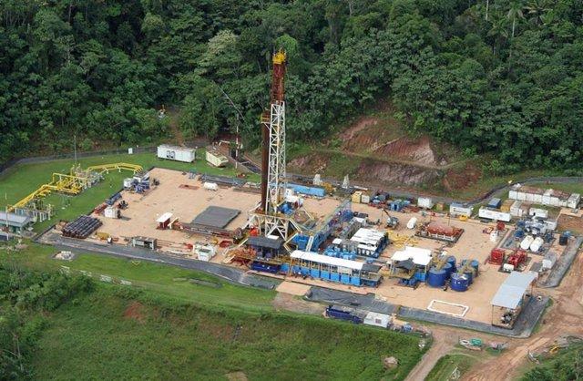 Refinería de Petroperú.