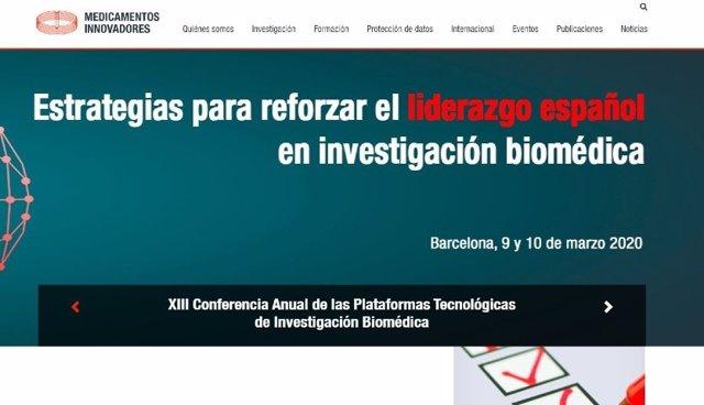 Web Medicamentos-innovadores.Org