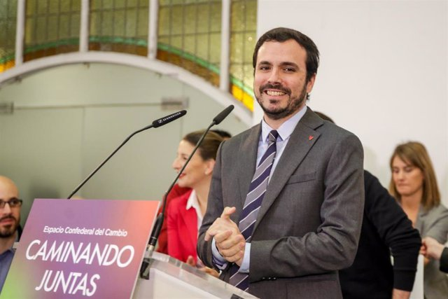 """Garzón defiende la regulación del juego: """"Es un paso de gigante pasar de la ley"""