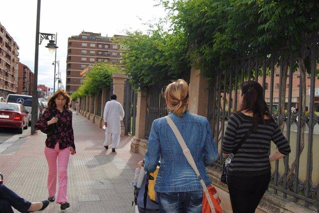 Los inmmigrantes sumás más de 21.800 en Logroño a 1 de enero de 2012, unos 200 menos que el año anterior