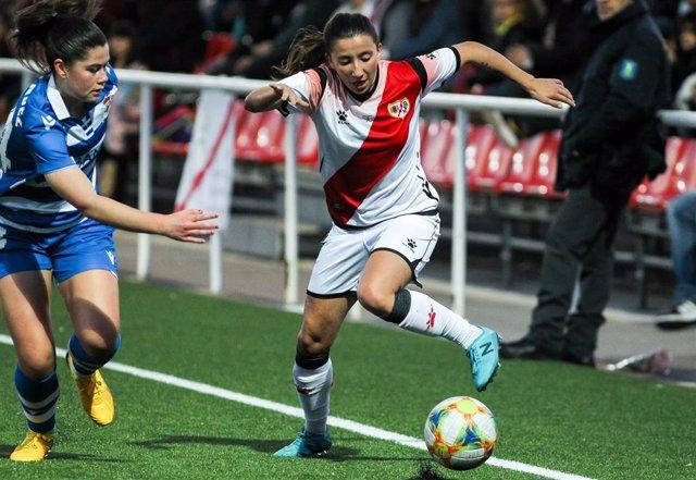 Fútbol/Selección.- Ainhoa Moraza y Sheila García, grandes novedades de Jorge Vil
