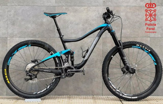 Imagen de la bicicleta.