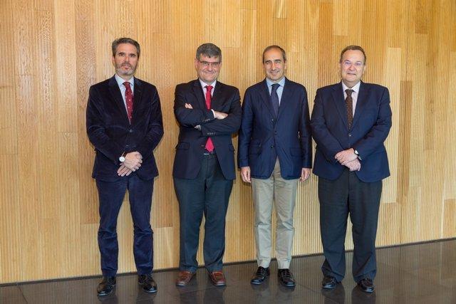 La Universidad De Navarra Y La Fundación Ciudadanía Y Valores Crean La Cátedra Álvaro D'Ors En El Ics