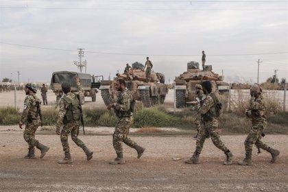 El Ejército de Turquía y rebeldes sirios toman la ciudad de Al Nairab