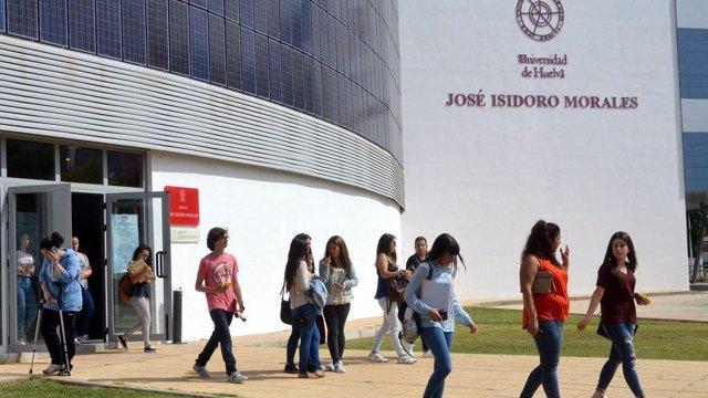 Imagen de recurso de la Universidad de Huelva.