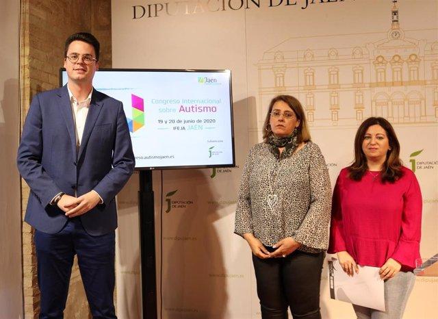 Presentación del I Congreso Internacional sobre Autismo