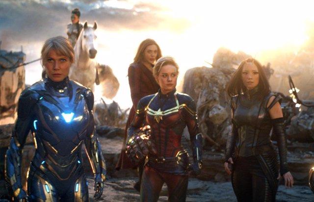 Personajes protagonistas del Universo Cinematográfico Marvel