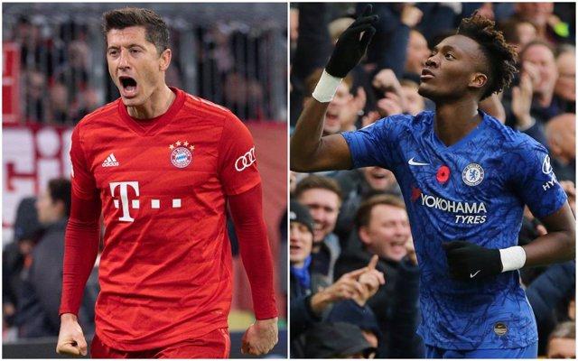 Fútbol/Champions.- Previa del Chelsea - Bayern