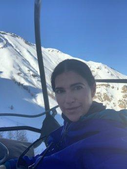 La española Loreto Rincón intentará cruzar en bici el Circulo Polar Ártico
