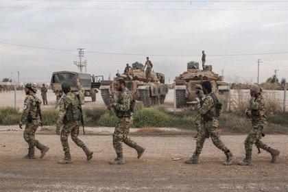 AMP.- Siria.- El Ejército de Turquía y rebeldes sirios toman la ciudad de Al Nairab