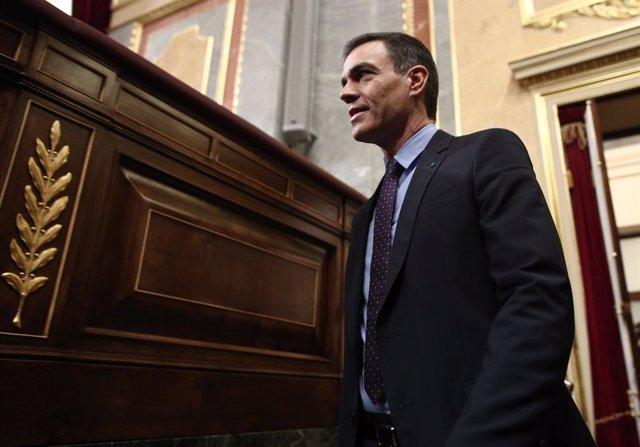 El president del Govern central, Pedro Sánchez (arxiu)
