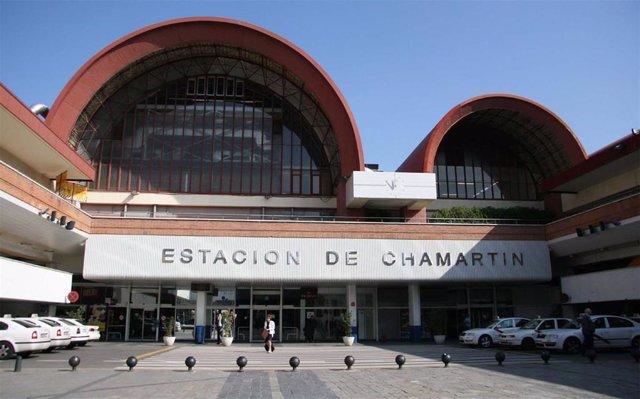 Estación de Chamartín (Madrid)