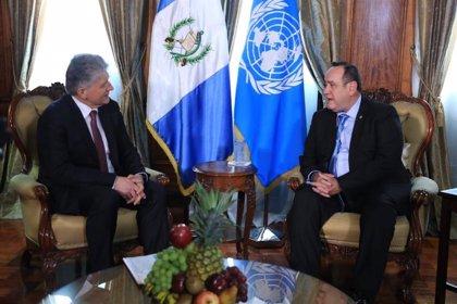 Guatemala.- Guatemala pide ayuda a la ONU para reducir la desnutrición