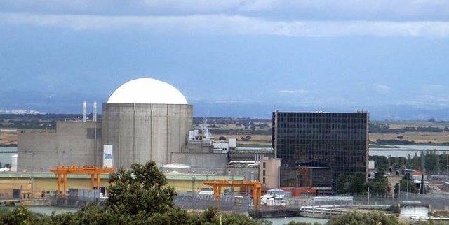 Imagen de la central nuclear de Almaraz