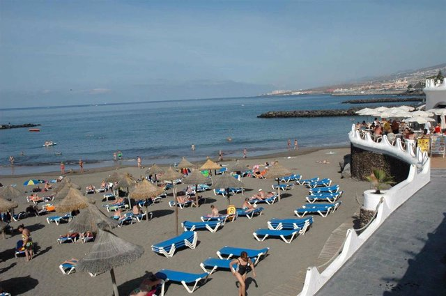 Playa de Adeje (Tenerife)