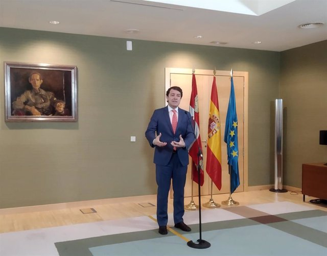 Mañueco elude hablar de la candidatura de Igea por ser un tema interno