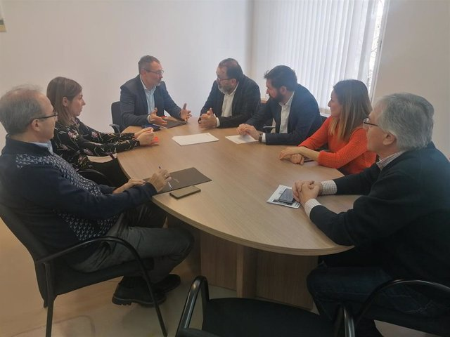 Logroño Deporte apuesta por incrementar las opciones de las empresas riojanas en sus contrataciones