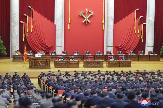 Comité Central del Partido de los Trabajadores en Corea del Norte