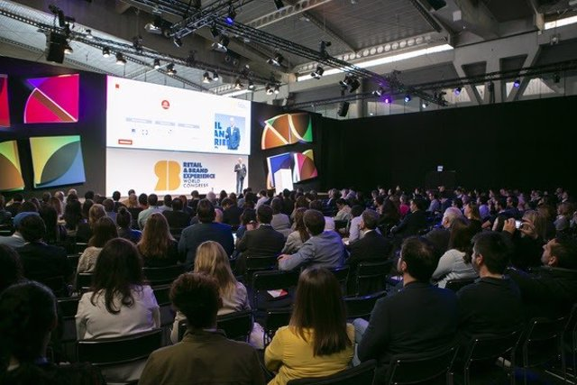 Retail & Brand Experience World Congress (RBEWC).