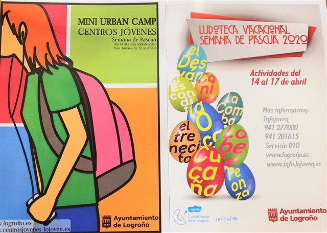 El Ayuntamiento oferta 541 plazas en las ludotecas municipales y 45 en centros jóvenes para la Semana de Pascua