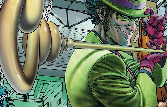 Enigma, uno de los enemigos históricos de Batman