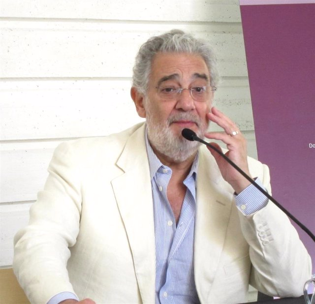 Plácido Domingo en una imagen de archivo, en València