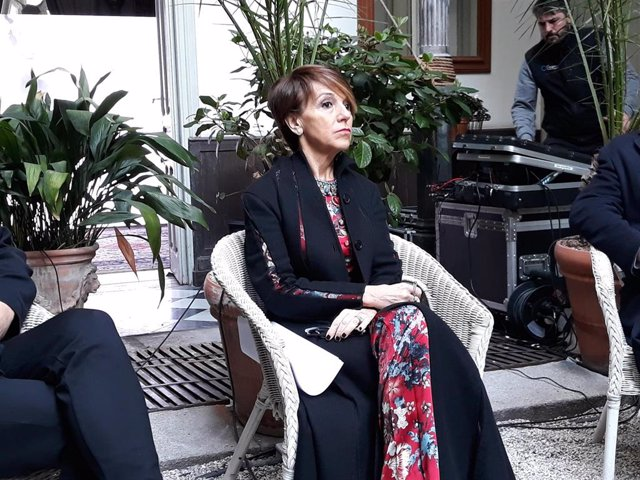 La coleccionista Patrizia Sandretto apuesta por seguir buscando una sede en España