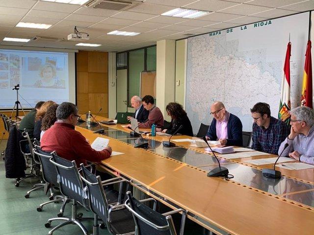 La Rioja acuerda con el resto de comunidades autónomas la posición común que se expondrá en el Consejo de Medio Ambiente de la Unión Europea