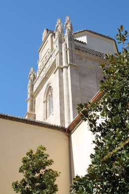 Cimborrio del Hospital Real de la Universidad de Granada